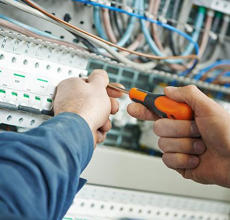 Mise en conformité d'installation électrique à Mons