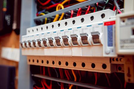 Installation électrique neuve à Mons